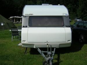 Husvagn 1 framdel